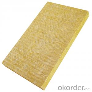 Rock Wool Blanket and Board