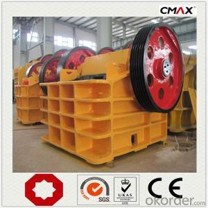 China Jaw Crusher Plant for crushing stone