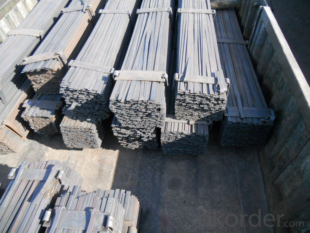 GB Standard Steel Flat Bar with High Quality 20mm