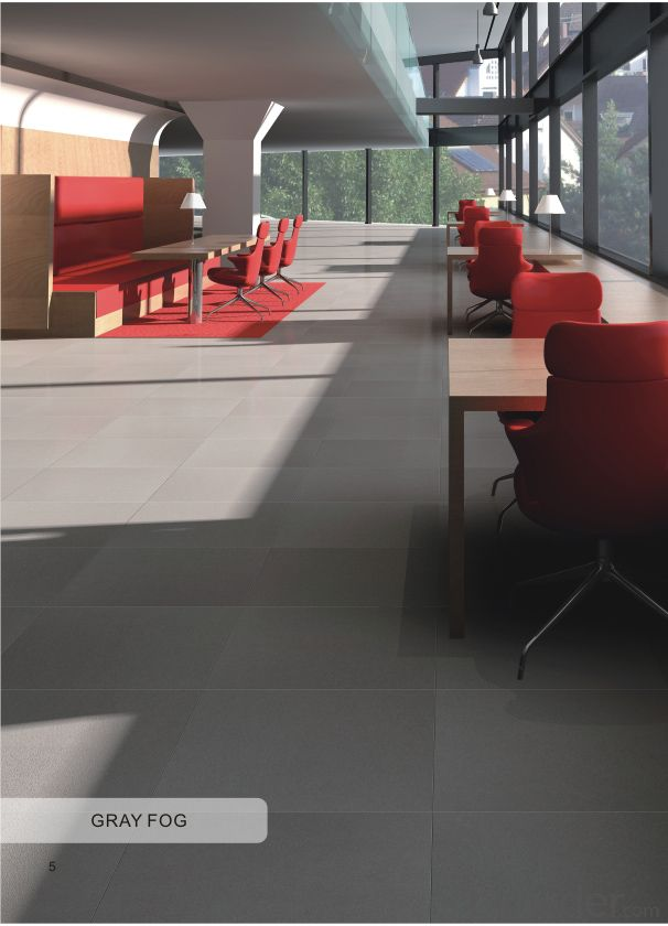 Glazed Porcelain Tile Cement Stone Series MA60R/60T