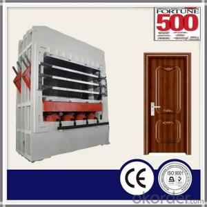 Single and Double Side Door Veneer Device