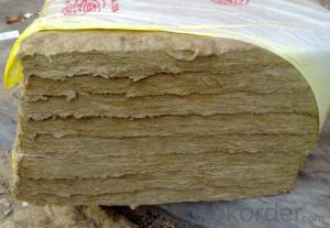 Rock Wool Sound Absorbing Thermal Insulation Basalt