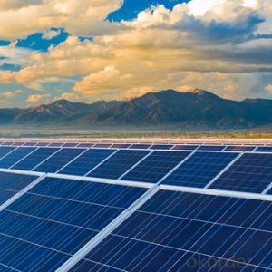 High Efficiency Poly/Mono Solar Module ICE-25