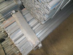 GB Standard Steel Flat Bar with High Quality 40mm