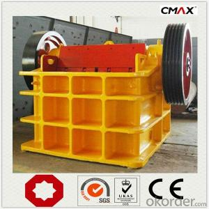 Stone Jaw Crusher Vibrating Feeder Famous Brand