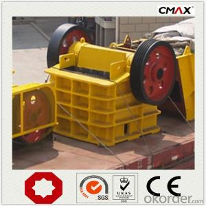 Stone PE Jaw Crusher Crushing Use in China