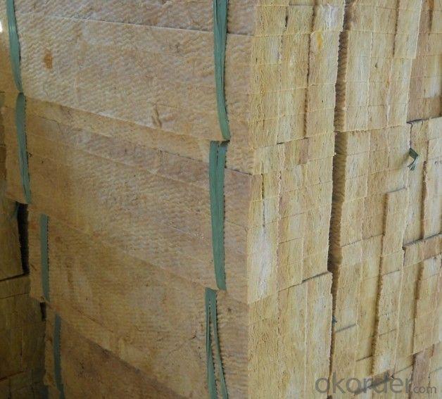 Rock Wool Mineral and Fiber Board