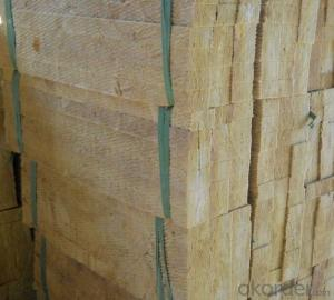 Rock Wool Mineral and Fiber Board