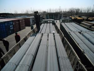 Hot Rolled Carbon Steel Angle of High Quality