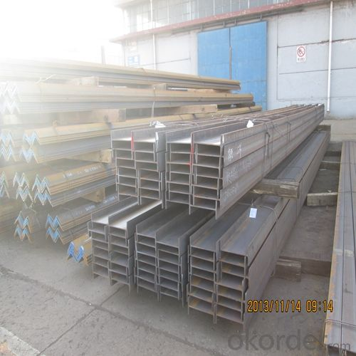 Hot Rolled H-Beam Structure Steel Q235 High Quality Good Price