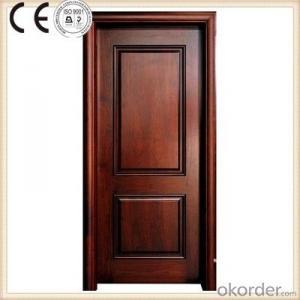 Veneer Moulded Door Skin / Press Machine for Door Skin