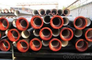 Ductile Iron Pipe ISO2531:1998 DN100-DN1000