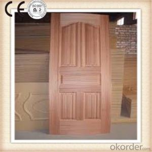 MDF Melamine Door Skin Hot Press Machine