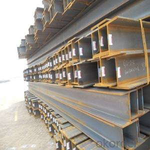 Hot Rolled H-Beam Structure Steel Q235 Good Price Made In China