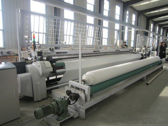 PET Needle Punched Nonwoven Geotextile in 2015