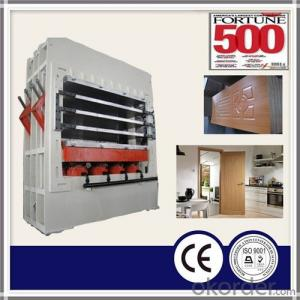 Customized PVC Door Laminating Machine Made in China
