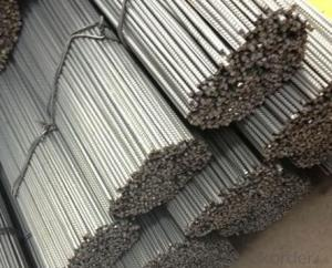 Stainless Deformed Steel Rebars with High Quality