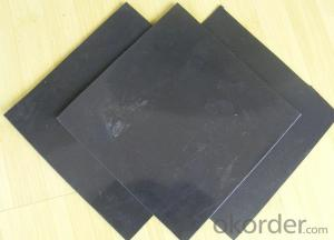 Low Density Polyethylene Geomembrane Black