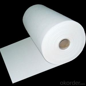 Ceramic Fiber Blanket 1260 High Pure for Heating Insulation