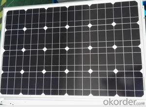 Monocrystalline Solar Panel CNPV-65w High Performance 72 Cell