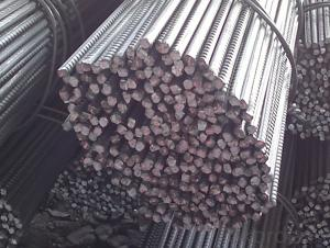Stainless Deformed Steel Rebar Hot Rolled of Diameter:3/8