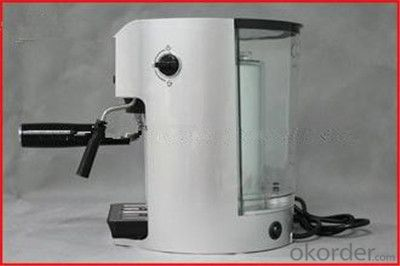 Semi Automatic Coffee Machine Espresso Maker