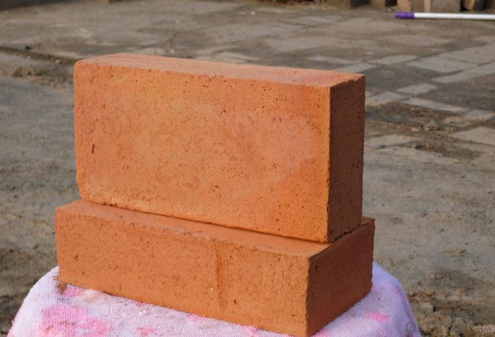 High Quality Low Porosity Fireclay Brick Fire-Resistant