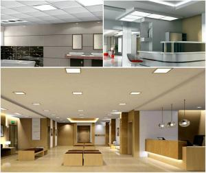 LED Panel 6W Recessed Type Light