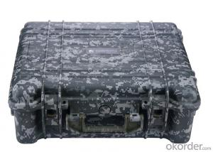Solar Portable Power Box Military / Civilian Solar Power System