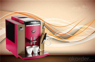Italy Household Appliances One-Touch Coffee Machine