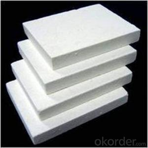 Refractory Ceramic Fiber Board for Steam Pipe Insulation Made In China