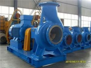 DIN Bare Shaft End Suction Centrifugal Pump