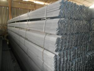 Hot Rolled Low Carbon Alloy Angle Steel