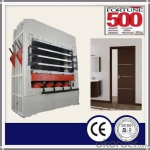 MDF Door Skin Mould/Melamine Door Skin Hot Press