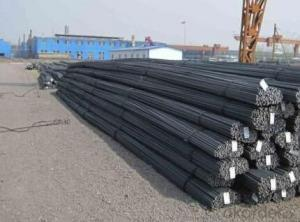 Deformed Steel Rebars with High Quality of HRB500