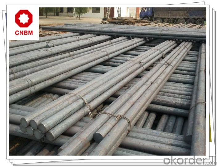 Carbon Steel Rod SAE 1020 Carbon Steel Bar