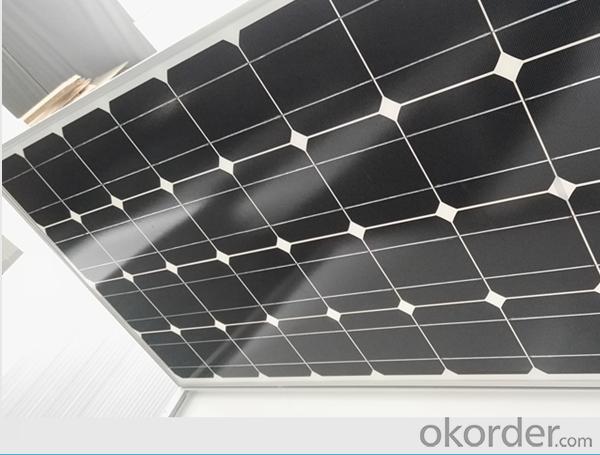 Monocrystalline Solar Panel CNPV-85w High Performance 36 Cell