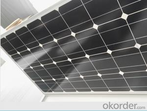 Monocrystalline Solar Panel CNPV-85w High Performance 36 Cell