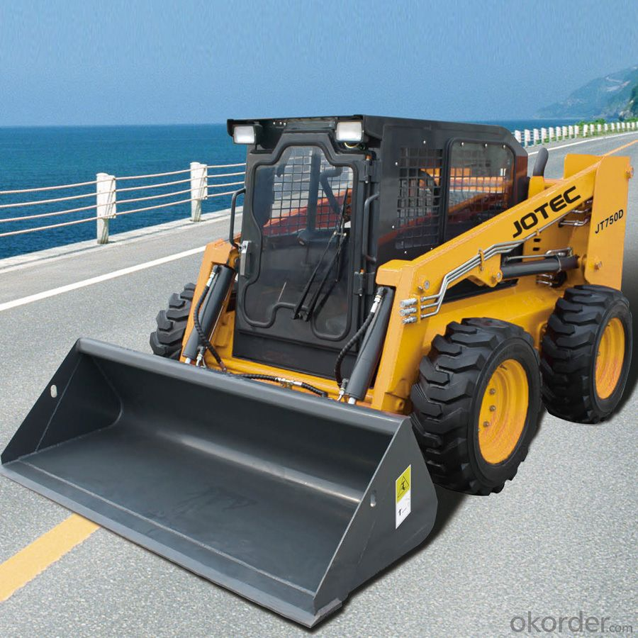 Backhoe Loader  All Wheel Drive