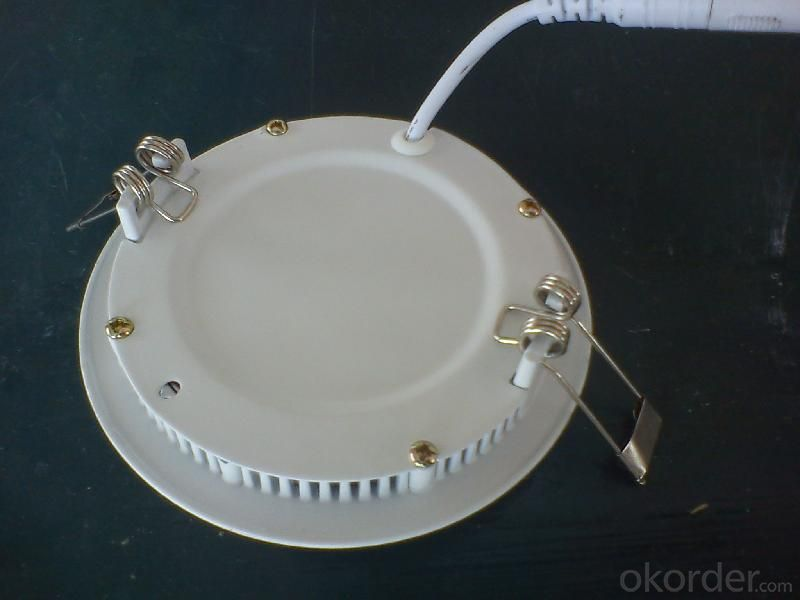LED Panel 12W Recessed Type Light