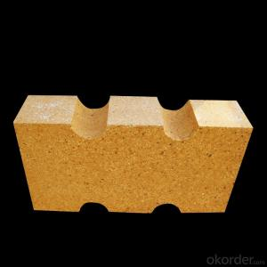 Anchor Brick, Refractory Brick, Fireclay Brick for Ceramics Tunnel Kiln