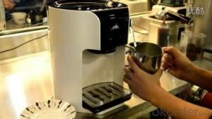 Semi Automatic Coffee Machine Espresso supplied by China