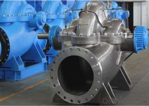 Double Suction Centrifugal Water Pump for Farm Irrigation