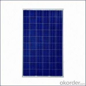 Polycrystalline Solar Panels for 235W -156*156 Poly Cell