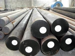 Prime Hot Rolled Low Carbon Steel Round Bar