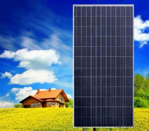 Polycrystalline  250w Solar Panel Solar Energy
