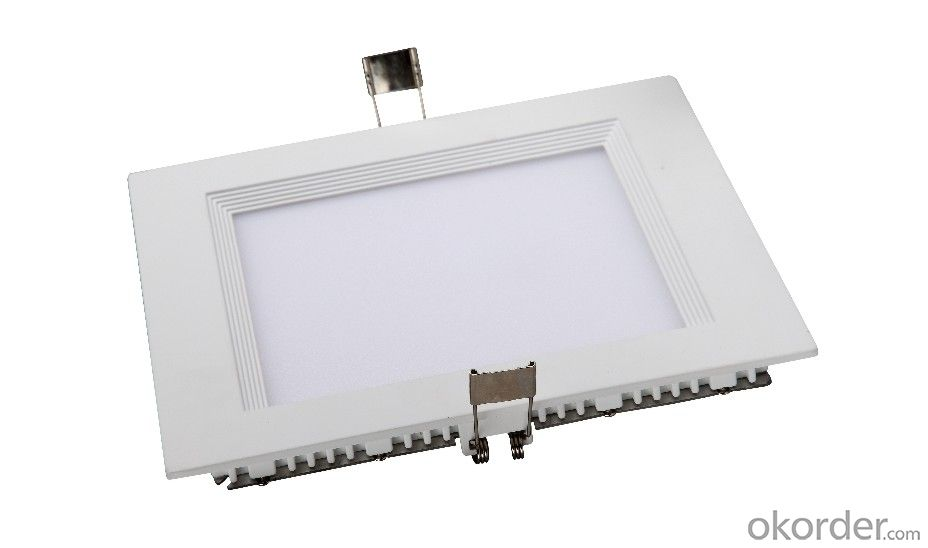 LED Panel 15W Recessed Type Light