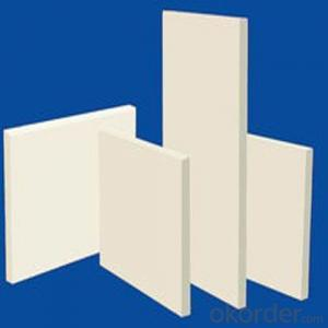 Insulation Ceramic Fiber White Board For Refractory Furnace