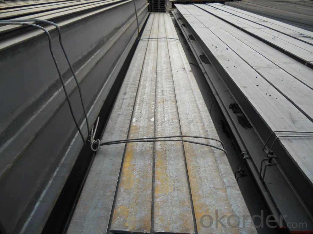 Hot Rolled Low Carbon H Beam at Length 12m