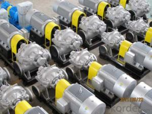 Split Casing Double Suction Centrifugal Water Pump for  Irrigation
